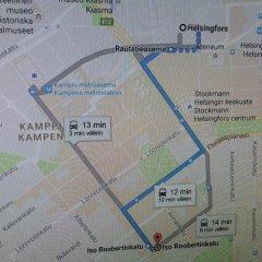 Апартаменты Helsinki South Central Apartments парковка