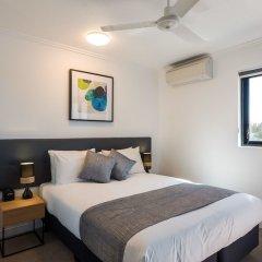 Апартаменты Baxter Street Apartments комната для гостей фото 5