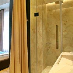 Отель Maccani Luxury Suites ванная