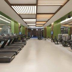 Elite World Asia Hotel фитнесс-зал