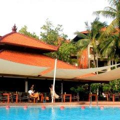 Отель Ayodya Resort Bali Индонезия, Бали - - забронировать отель Ayodya Resort Bali, цены и фото номеров бассейн фото 3