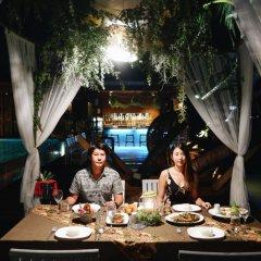 Отель Tango Luxe Beach Villa Samui Таиланд, Самуи - 1 отзыв об отеле, цены и фото номеров - забронировать отель Tango Luxe Beach Villa Samui онлайн питание фото 2