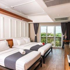 Отель Dang Derm in The Park Khaosan комната для гостей