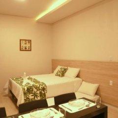 Отель Ala Moana Pousada сейф в номере