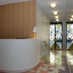Отель Le Lapin Blanc Париж интерьер отеля фото 3