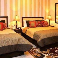 Отель Posada Mariposa Boutique Плая-дель-Кармен комната для гостей фото 5