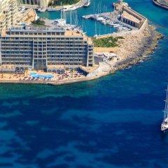 Отель Cavalieri Art Hotel Мальта, Сан Джулианс - 11 отзывов об отеле, цены и фото номеров - забронировать отель Cavalieri Art Hotel онлайн приотельная территория