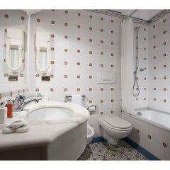 Grand Hotel de la Ville ванная