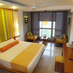 Hotel Topaz комната для гостей