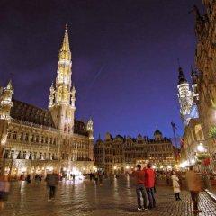 Отель Qbic Brussels Брюссель городской автобус