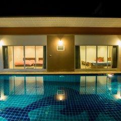 Отель Jomtien Sea Villa бассейн фото 2