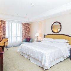 Sheraton Hanoi Hotel комната для гостей фото 2