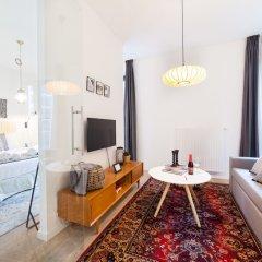Апартаменты Sweet Inn Apartments Etterbeek Брюссель комната для гостей фото 2