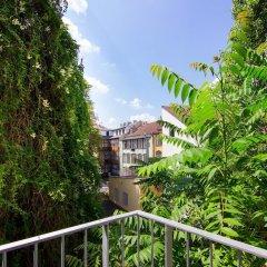 Апартаменты Zizkov Apartment Prague балкон