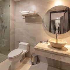 Len's Hotel Далат ванная