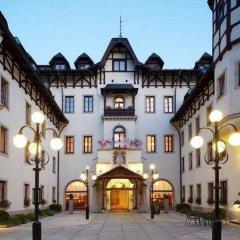Отель Chateau Monty Spa Resort Чехия, Марианске-Лазне - отзывы, цены и фото номеров - забронировать отель Chateau Monty Spa Resort онлайн