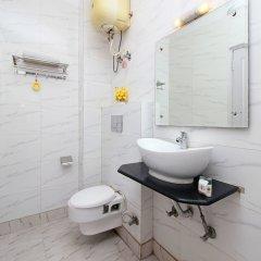 Отель Garden View Индия, Нью-Дели - отзывы, цены и фото номеров - забронировать отель Garden View онлайн ванная фото 2