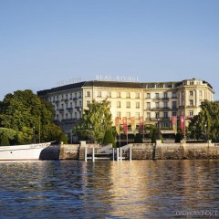 Отель Beau Rivage Geneva Швейцария, Женева - 2 отзыва об отеле, цены и фото номеров - забронировать отель Beau Rivage Geneva онлайн приотельная территория