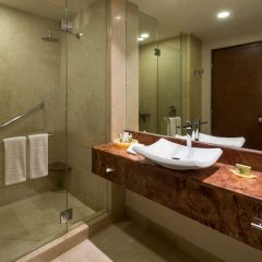 Отель Camino Real Pedregal Mexico Мексика, Мехико - отзывы, цены и фото номеров - забронировать отель Camino Real Pedregal Mexico онлайн ванная