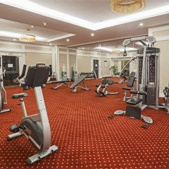 Отель Muong Thanh Luxury Buon Ma Thuot фитнесс-зал фото 3