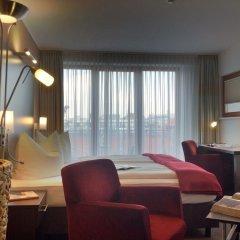 Отель Apartmenthotel Quartier M комната для гостей