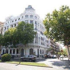 Отель Petit Palace Savoy Alfonso XII парковка