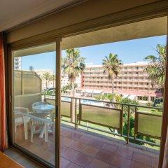 Отель Helios Mallorca Hotel & Apartments Испания, Кан Пастилья - отзывы, цены и фото номеров - забронировать отель Helios Mallorca Hotel & Apartments онлайн балкон