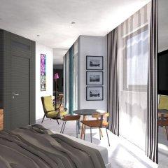 Отель Urban Rooms Мальта, Гзира - отзывы, цены и фото номеров - забронировать отель Urban Rooms онлайн интерьер отеля