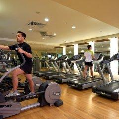 The Fullerton Hotel Singapore фитнесс-зал фото 3