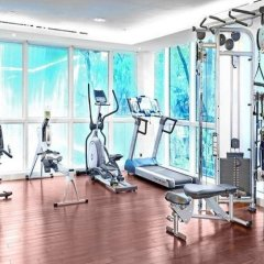 Отель Park Regis Singapore фитнесс-зал фото 3
