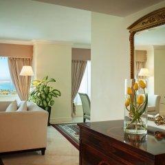 Отель Le Royal Meridien Abu Dhabi комната для гостей фото 3