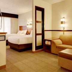Отель Hyatt Place Columbus Dublin сейф в номере