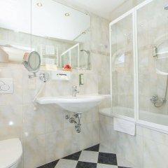 Отель Bergers Sporthotel ванная