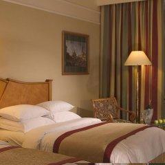 Гостиница Марриотт Москва Гранд 5* Номер Делюкс с различными типами кроватей фото 11