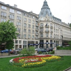 Отель Alexander Business Apartments Болгария, София - 2 отзыва об отеле, цены и фото номеров - забронировать отель Alexander Business Apartments онлайн городской автобус