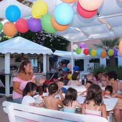 Hotel Valle Verde Проччио детские мероприятия