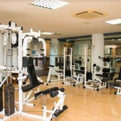 Отель Paphos Gardens Holiday Resort фитнесс-зал