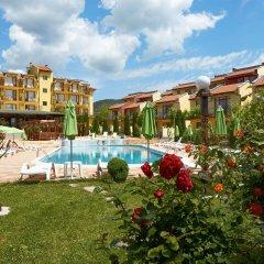 Hotel Yalta Свети Влас бассейн