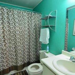 Отель Bella Vista New Kingston Ямайка, Кингстон - отзывы, цены и фото номеров - забронировать отель Bella Vista New Kingston онлайн ванная
