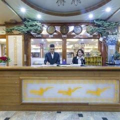 Отель Royal Sapa Hotel Вьетнам, Шапа - отзывы, цены и фото номеров - забронировать отель Royal Sapa Hotel онлайн интерьер отеля фото 2