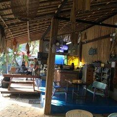 Hey beach hostel Ланта гостиничный бар