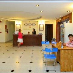 Отель Golden River Hotel Вьетнам, Хойан - 1 отзыв об отеле, цены и фото номеров - забронировать отель Golden River Hotel онлайн интерьер отеля фото 2