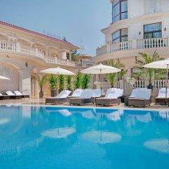 Гостиница Villa le Premier Украина, Одесса - 5 отзывов об отеле, цены и фото номеров - забронировать гостиницу Villa le Premier онлайн бассейн