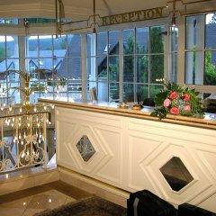 Отель Kurpark Villa Aslan гостиничный бар