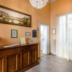 Отель Soggiorno Pitti Италия, Флоренция - отзывы, цены и фото номеров - забронировать отель Soggiorno Pitti онлайн интерьер отеля фото 2