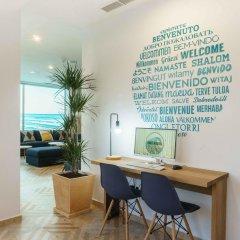 Отель TAKE Hostel Conil Испания, Кониль-де-ла-Фронтера - отзывы, цены и фото номеров - забронировать отель TAKE Hostel Conil онлайн комната для гостей