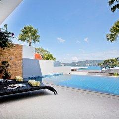 Отель Seductive Sunset Villa Patong A2 бассейн фото 3