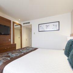 Отель Thistle Kensington Gardens Великобритания, Лондон - отзывы, цены и фото номеров - забронировать отель Thistle Kensington Gardens онлайн комната для гостей фото 4