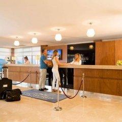 Апартаменты Kusadasi Golf and Spa Apartments Сельчук интерьер отеля