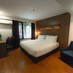 Отель The Mix Bangkok Бангкок комната для гостей фото 4